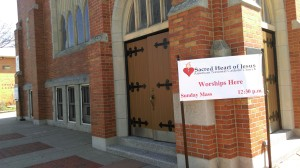 Sacred Heart at Grace Methodist